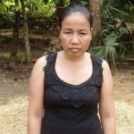 Sareoun of Cambodia received $575.00 to purchase fertilizer.