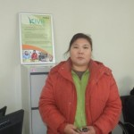 Otgon of Mongolia received $1,975.00 to purchase animal hides and pelts.