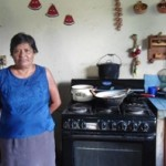 Isabel Sandoval vazquez of Mexico received $600.00 to purchase fresh food for her restaurant.