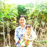 Tean Lach of Cambodia received $225.00 to purchase agricultural supplies and hire an irrigation machine.