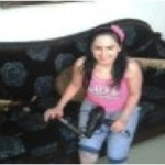 Thanaa from Lebanon received a loan to buy tools and cosmetics for her beauty salon.