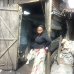 Maimuna of Uganda received $700 to buy charcoal to sell.