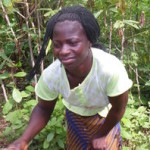 Mawuse of Ghana received $375.00 to packaging to increase the size of her land for farming.