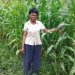 Savorn of Cambodia received $350.00 to buy fertilizer and pesticide.