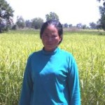 Thouch of Cambodia received $250.00 to purchase fertilizer and pesticide.