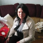 Haykanush of Armenia received $475.00 to help pay for a new stock of clothing.