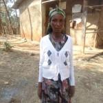 Abebu of Ethiopia received $250 to buy a farm ox.