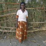 Alema of Ethiopia received $150 to purchase farm ox.