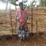Marta of Ethiopia received $300 to buy a farm ox.