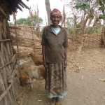 Mareta of Ethiopia received $200 to purchase fertilizer.