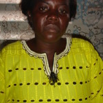 Victoria of Ghana received $200 to expand her business.