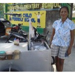 Virginia of the Philippines received $125 to provide her customers with a wider range of products to choose from.