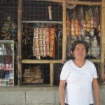 Geraldine of the Philippines received $125 to expand her business.
