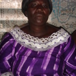 Janet of Ghana received $200 to buy bags of flour and other ingredients in bulk.