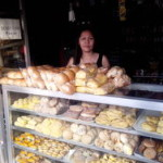 Myra of the Philippines received $225 to improve her business.