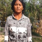 Muy from Cambodia received a loan of $250 to buy rice seeds and pay labor fees.