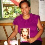 Genlie from the Philippines received $100 to buy clothing and accessories for her business selling clothing and household items.