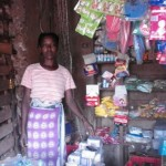 A loan of $500 helped Irene to purchase milk, sugar, loaves of bread, tea leaves and washing powder.