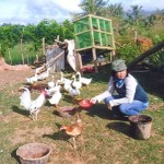 """Liza from the Philippines received $430 for additional capital for her """"Sari-sari"""" (convenience) store and livestock farm."""