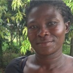Lucy from Ghana received $475 to buy more ingredients for her business selling rice and pastries.