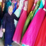 A loan of $1,275 helped Nejmeh to buy more dresses to sell and to promote her shop.