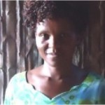 Veronica from Kenya received $275 to buy second-hand clothes for her resale business.