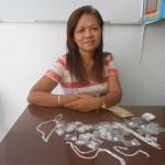 A loan of $1,000 helped Marfe to purchase more stock of jewelry to sell to her customers.