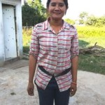 Thoeurn from Cambodia received a loan of $325 to buy fertilizer, pesticide, and pay for labor.