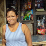Analiza from Philippines received a loan of $200 to buy canned goods, cooking oil, bath soap, soft