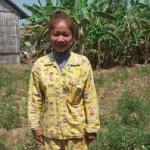 Yorn from Cambodia received a loan of $250 to buy fertilizer.