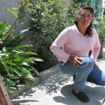 Ma Monica from Mexico received a loan of $350 to buy more pigs, chicks and animal feed.