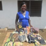 $1250 was loaned to Aisha to buy more wigs and accessories to sell
