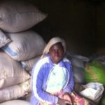 $175 was loaned to Dancille to buy more sacks (bags) of beans, maize, and sorghum to sell