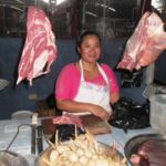 $400 was loaned to Rosa Emilia to purchase more meat to sell