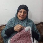 Houria from Palestine received a loan of $2,775 to buy sewing tools and fabric.
