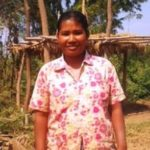 Rin from Cambodia received a loan of $500 to buy a water pump to maximize her rice harvest.