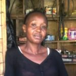 Sosen from Kenya received a loan of $1,000 to expand her business selling car and motorcycle parts.