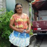 $25 from iZōsh completed the loan of $650 to help Rosa buy agricultural supplies to grow vegetables.