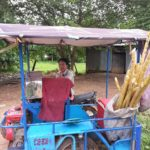 $125 from iZōsh completed a loan of $500 to help Vorng purchase rice, pork, and chicken for cooking and selling.