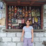 Carla in the Philippines received a loan of $200 to buy more stock for her general store.