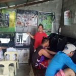 Gina in the Philippines received a loan of $200 for maintenance of her internet cafe.