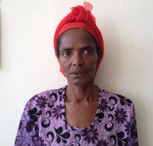 Hirut in Ethiopia received a loan of $250 for ox and sheep fattening.