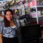 Lea in the Philippines received a loan of $200 to broaden her selection of goods for sale in her general store.