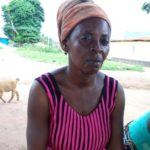 Naomi in Ghana received a loan of $150 to procure fish for her business selling fish.