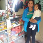 Our $400 loan to Michelle in Ecuador will help her buy rice, sugar, eggs, bread, tuna, sardines and candy for her general store.