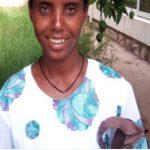 Beletu in Ethiopia received $250 from iZosh to fatten her sheep.
