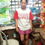 Geralyn in the Philippines received $325 from iZosh to buy additional capital for her small general store.