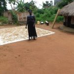 Ketty in Uganda received $75 from iZosh to buy maize and millet for her beer brewing business.