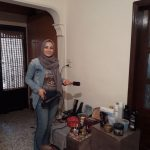 Laura in Lebanon received $1250 from iZosh to buy cosmetics for her business as a makeup artist.