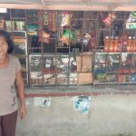 Marta in the Philippines received $200 from iZosh to buy bulk goods and new items for her convenience store.
